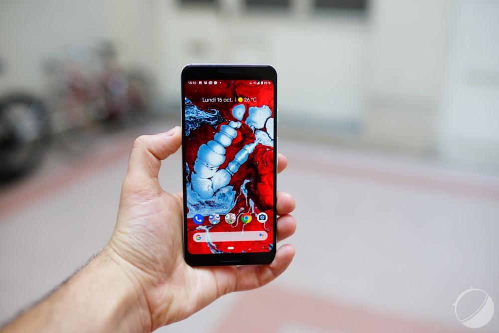 Le Google Pixel 3