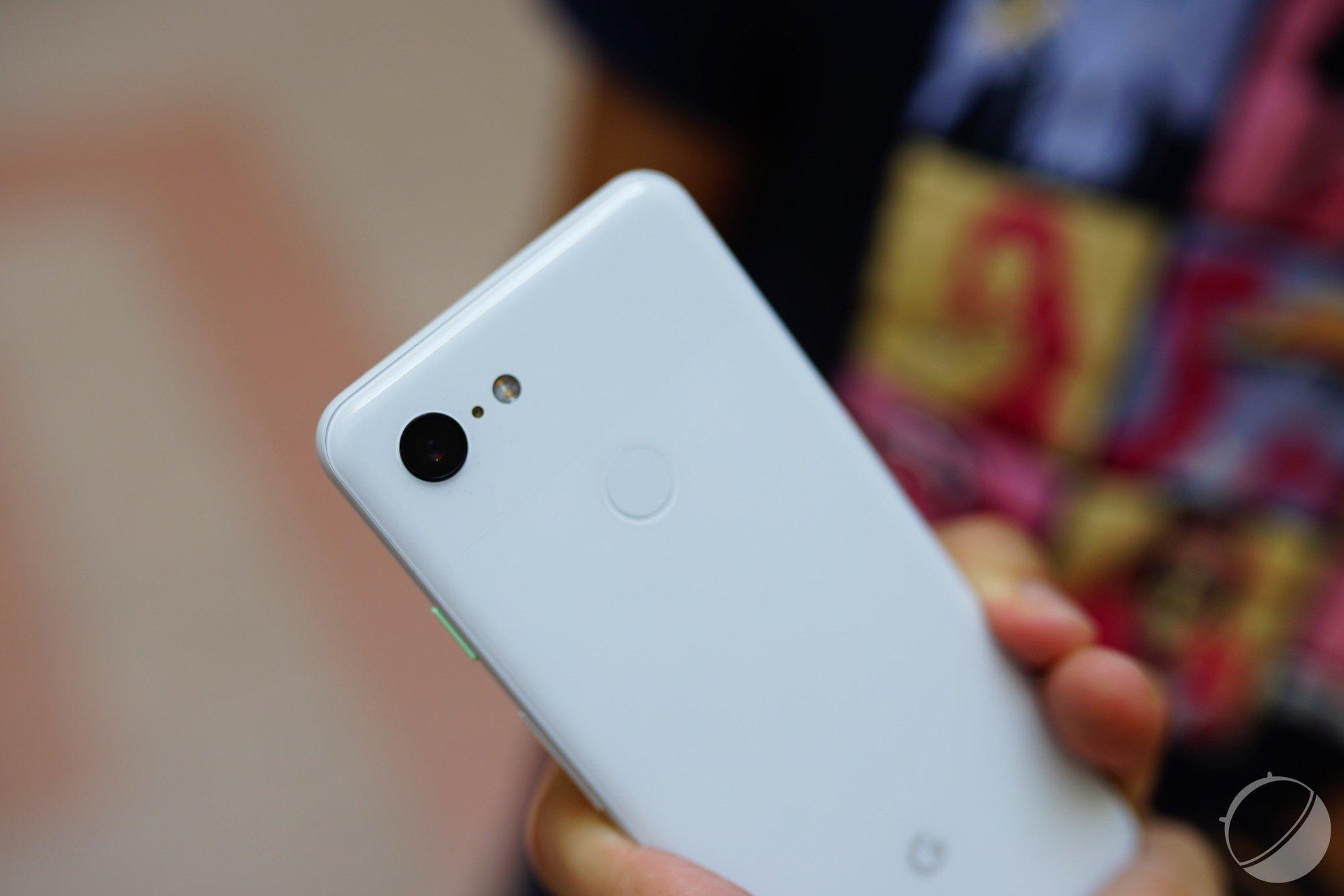8348e893fe6b5d La force principale du Google Pixel 3 réside dans la qualité de ses photos.  Le smartphone est capable de réaliser de superbes clichés avec son seul et  ...