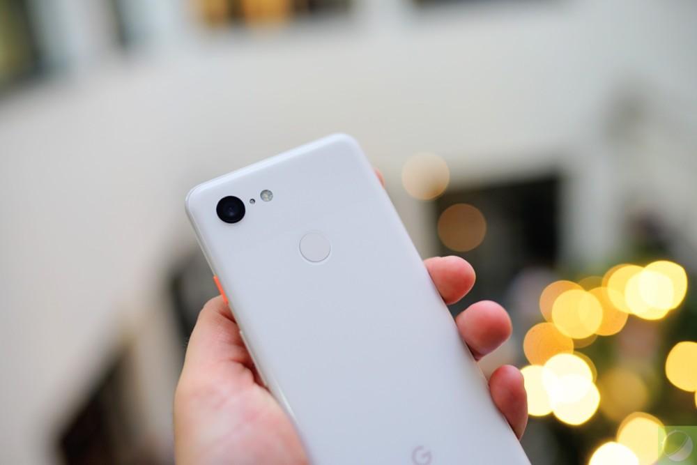 Pixel 3 (XL) : pourquoi Google a mis 2 appareils en façade, mais un seul au dos