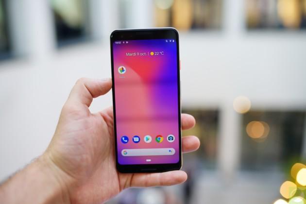 Pixel 3 : Google aurait aimé mettre une encoche sur son smartphone compact