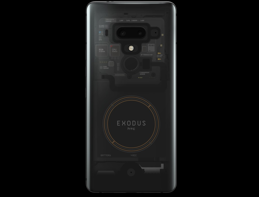 htc exodus un smartphone pour la cryptomonnaie qu 39 on ne peut acheter qu 39 en bitcoins et ethers. Black Bedroom Furniture Sets. Home Design Ideas