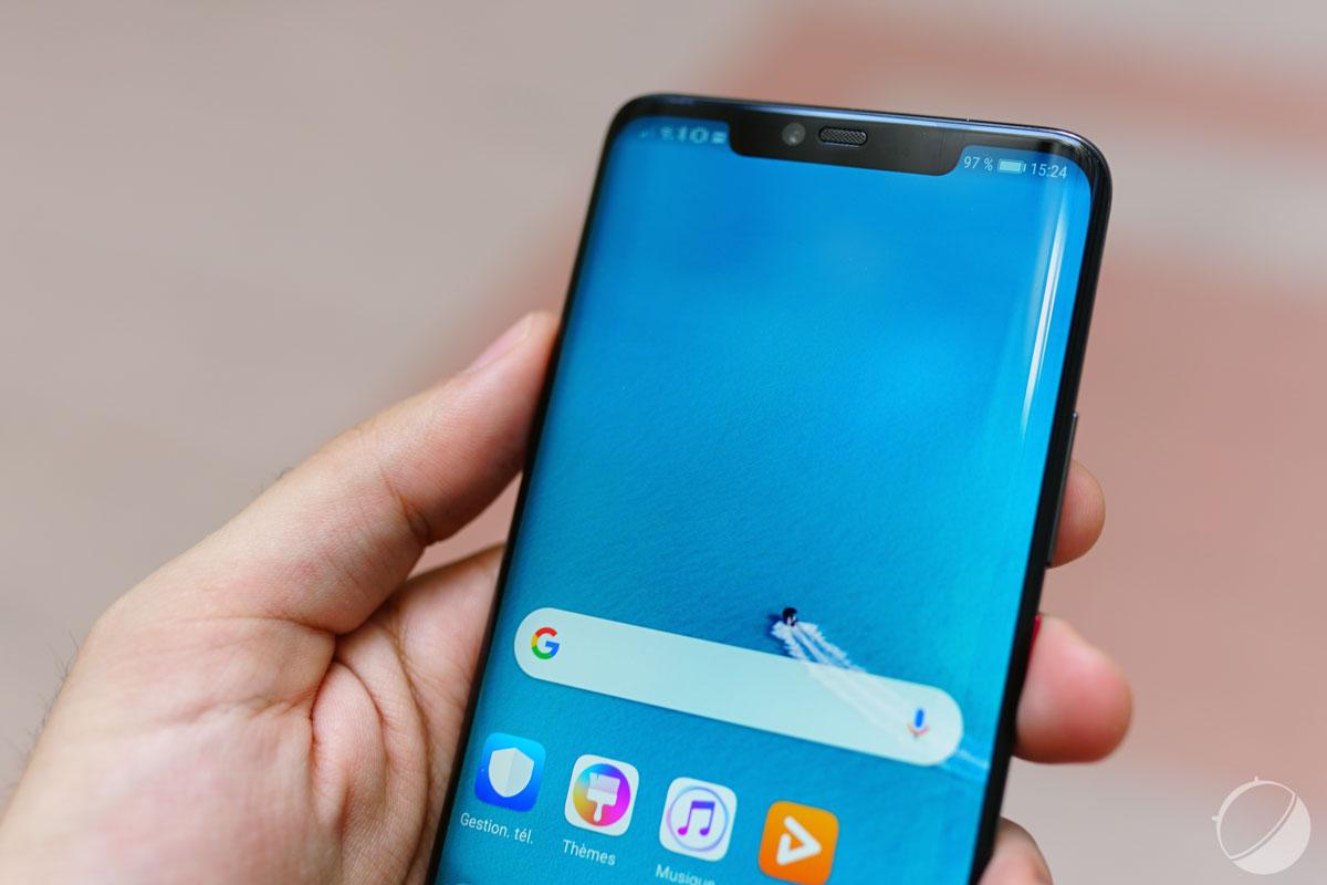 Huawei Mate 20 Pro vs Samsung Galaxy S9 Plus : lequel des