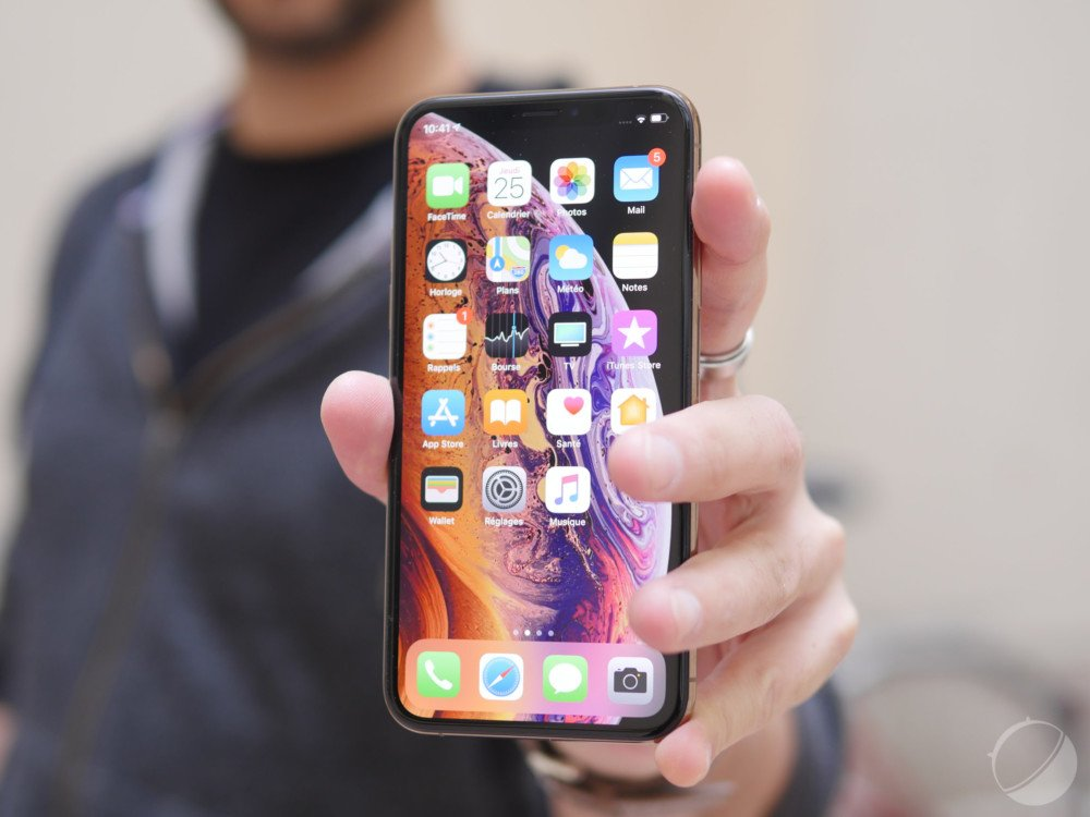 L'iPhone XS