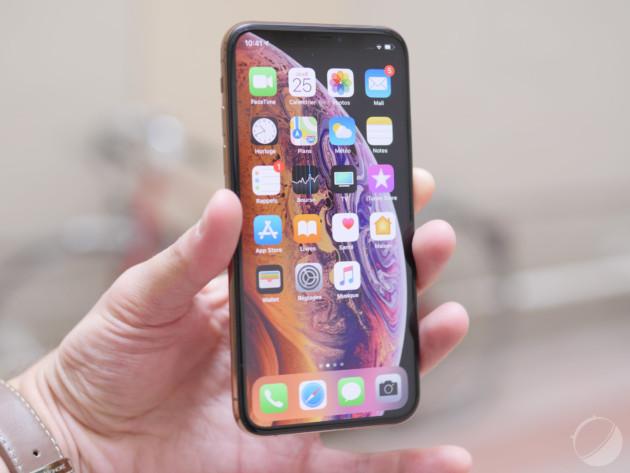Apple : une nouvelle technologie d'écran pour un iPhone plus fin et léger en 2019