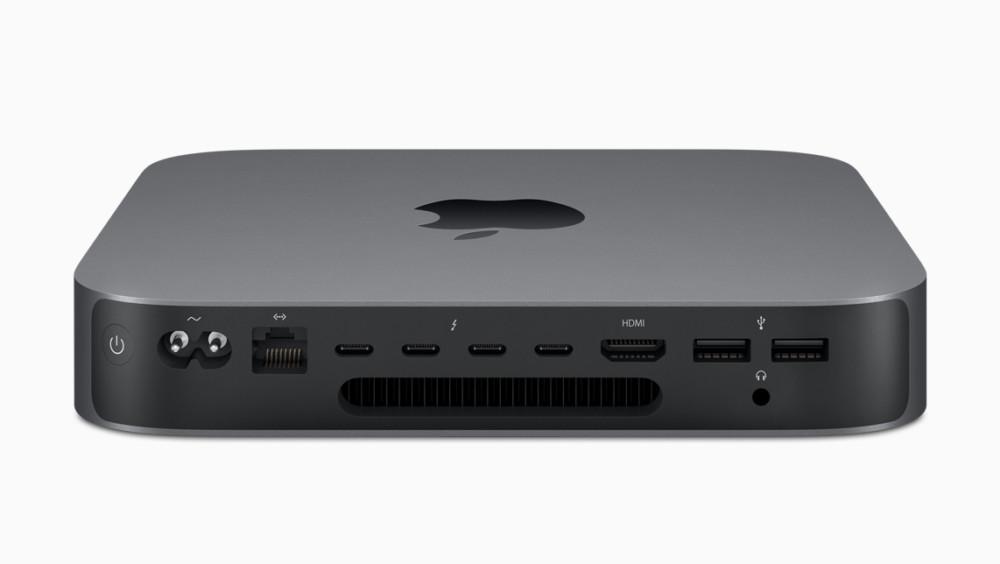 Apple renouvelle son Mac mini: plus de stockage et un châssis 100% recyclé