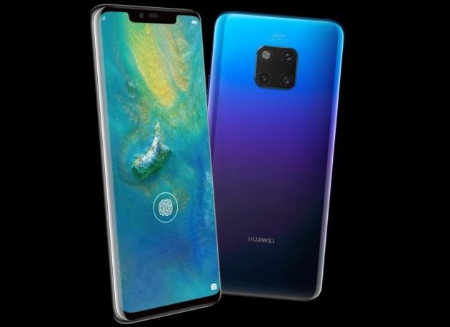 Le prix du Huawei Mate 20 se confirme, le Mate 20 Pro s'approcherait bien des 1000 euros