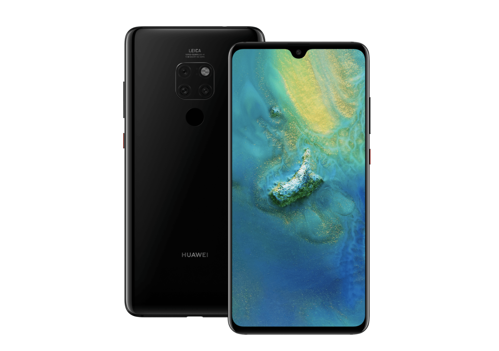 huawei mate 20 et mate 20 pro officialis s triples. Black Bedroom Furniture Sets. Home Design Ideas