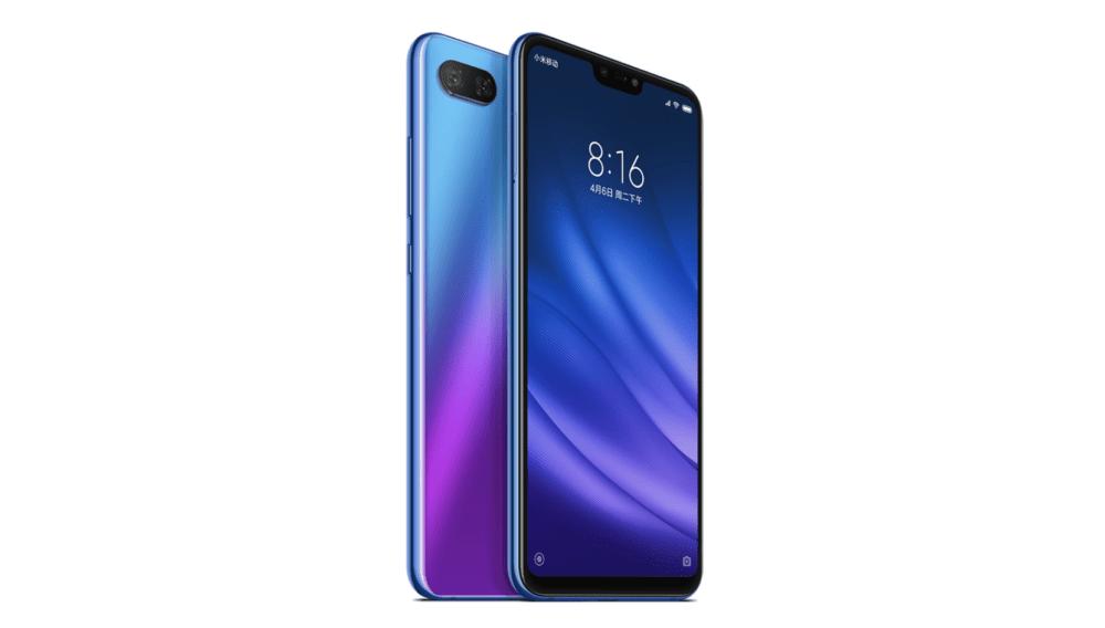 Le Xiaomi Mi 8 Lite officialisé en France à 269 euros, il fait face au Honor 8X