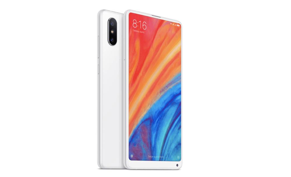 🔥 Super prix : le Xiaomi Mi Mix 2S à 326 euros seulement