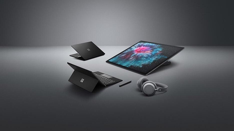 f086e40c93036 Microsoft Laptop 2 et Surface Studio 2   Microsoft donne un coup de frais à  ses PC