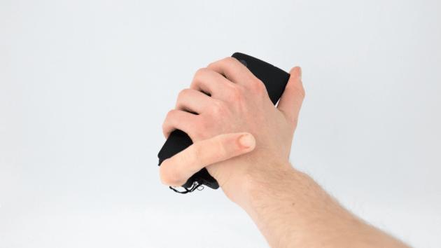 Des chercheurs français ont voulu explorer les limites du smartphone en imaginant un téléphone portable équipé d'un doigt.