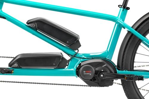 «Moustache ne produit que des vélos avec moteur dans le pédalier, même les tandems!» Source Moustache Bike