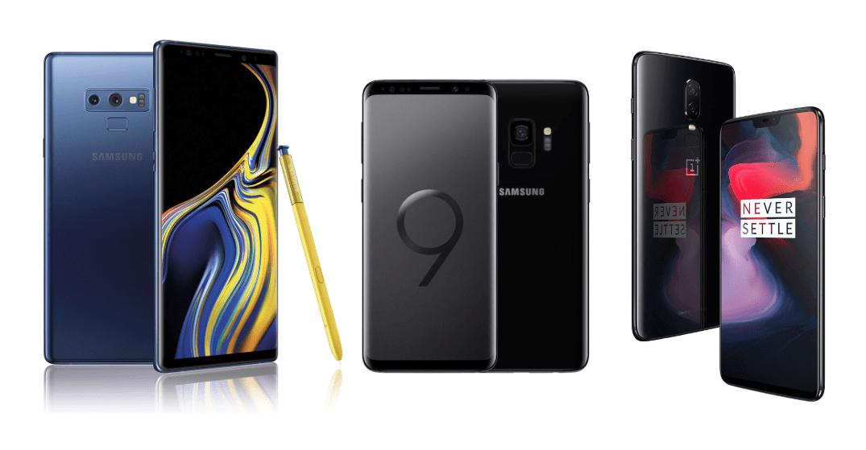 La Super Week d'eBay signe son grand retour. Parmi les nombreuses promotions, retrouvez notre sélection de produits à bon prix, tels que le Samsung Galaxy Note9, le Samsung GalaxyS9 ou encore le OnePlus6.