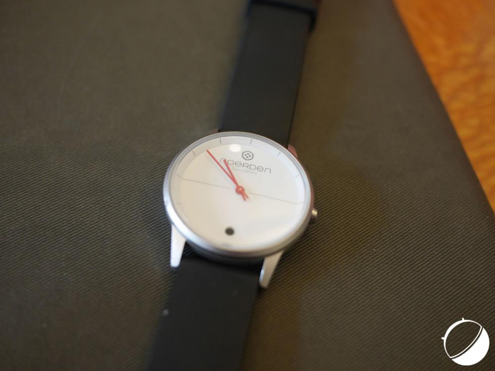 Noerden Life : 6 mois d'autonomie à moins de 70 euros pour la montre connectée française