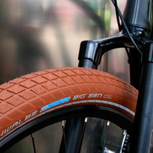 «Les pneus ballon de Schwalbe équipent de plus en plus de vélos électriques»