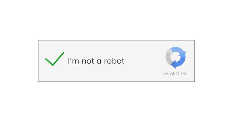 reCAPTCHA v3 : vous n'aurez plus besoin de rentrer des mots, cocher une case ou cliquer sur des images