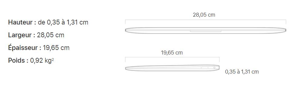 MacBook (12 pouces)