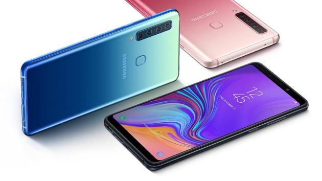 le Samsung Galaxy A9 (2018)