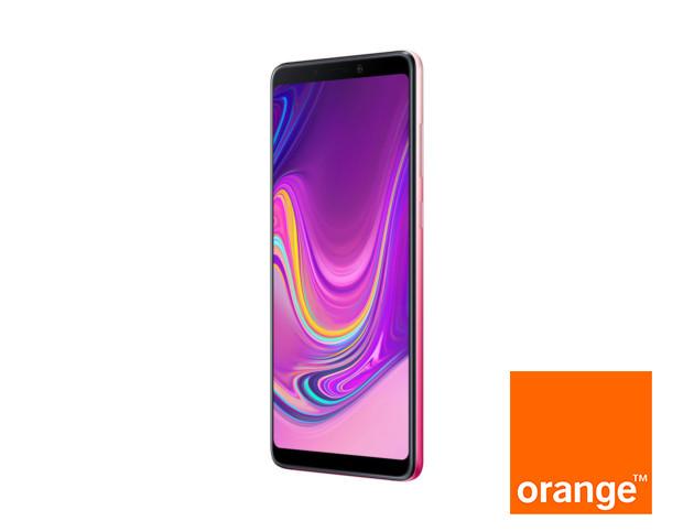 Orange se réserve l'exclusivité sur le Samsung Galaxy A9 (2018)