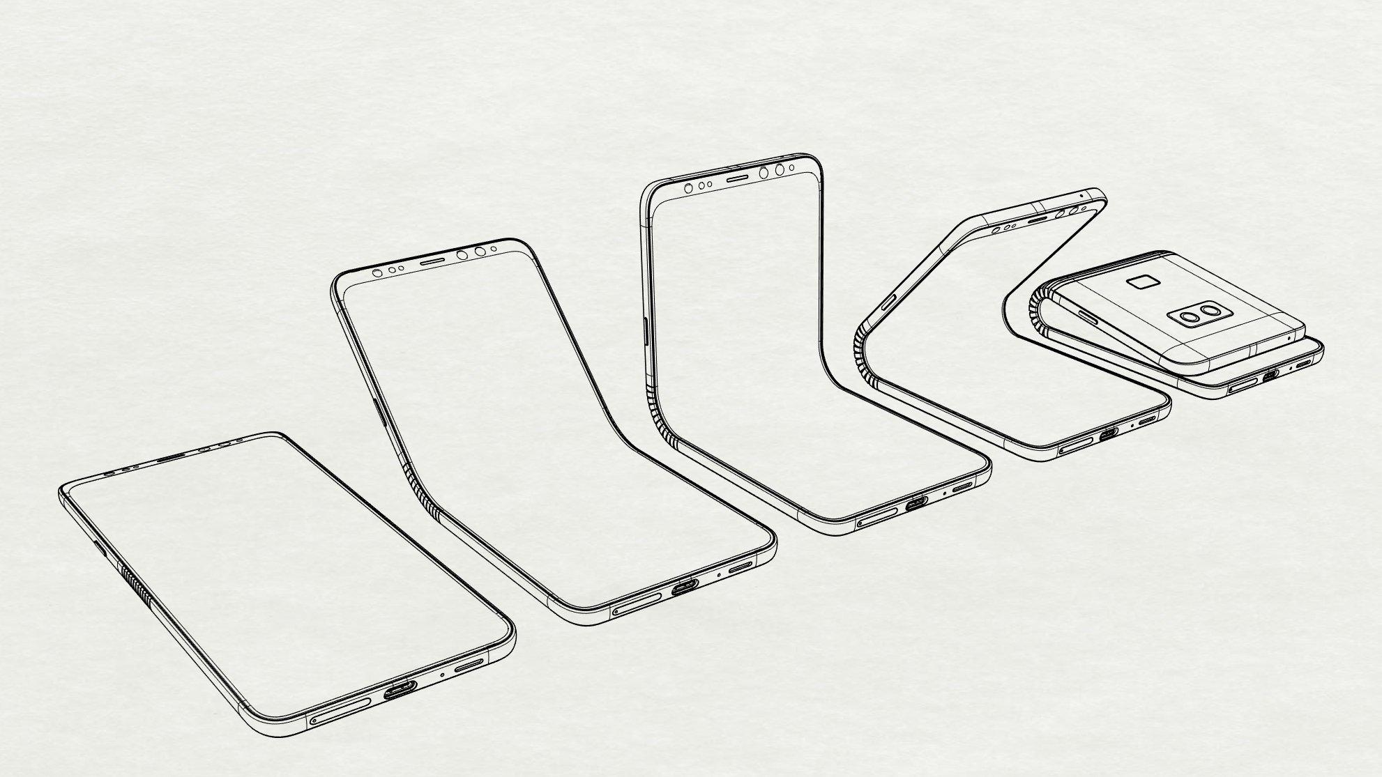 Samsung en dit trop sur le Snapdragon 8150 et son smartphone pliable