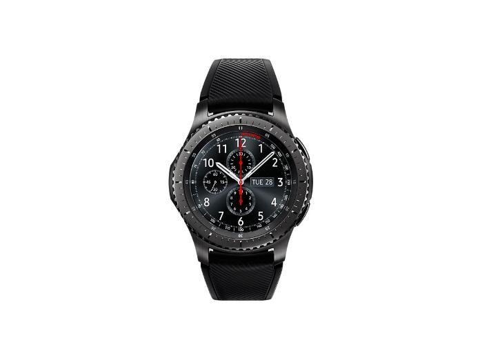 7a177e8b88f43 Black Friday : la montre connectée Samsung Gear S3 Frontier à 199 euros  chez Amazon