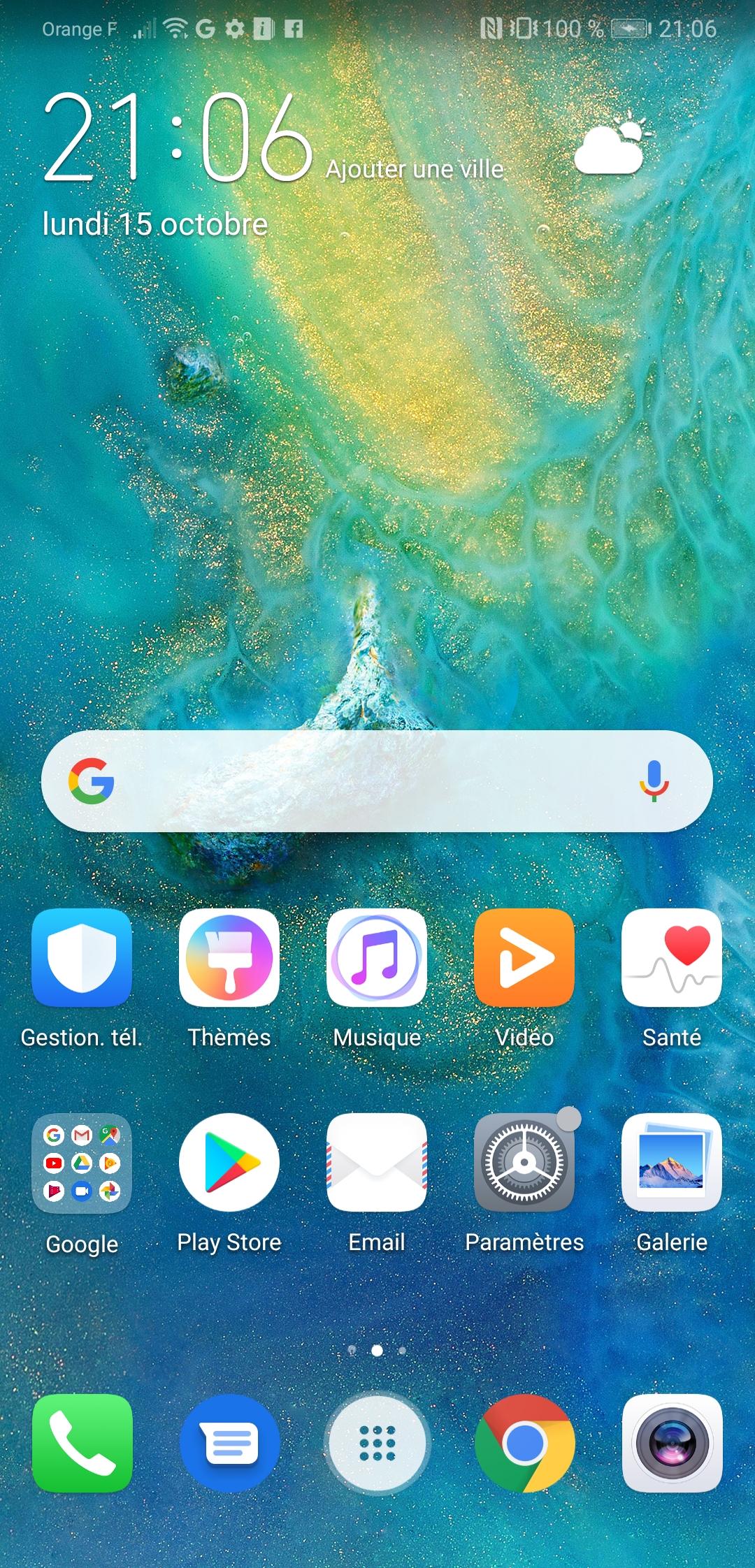how to take a screenshot on huawei android phone