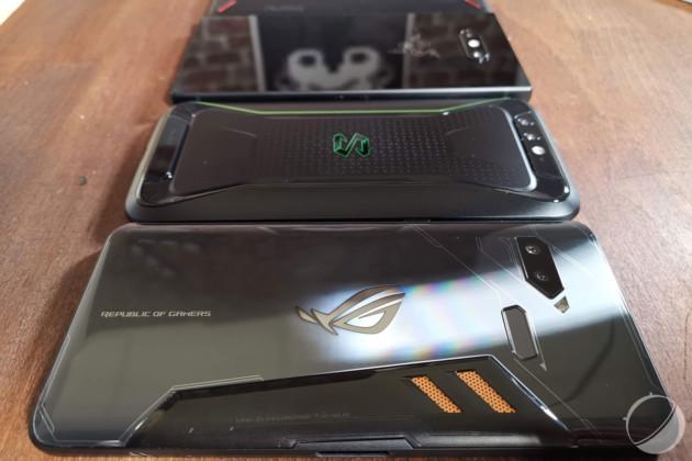 Pour s'épanouir, les smartphones gamers ont besoin de la technologie qui les tuera