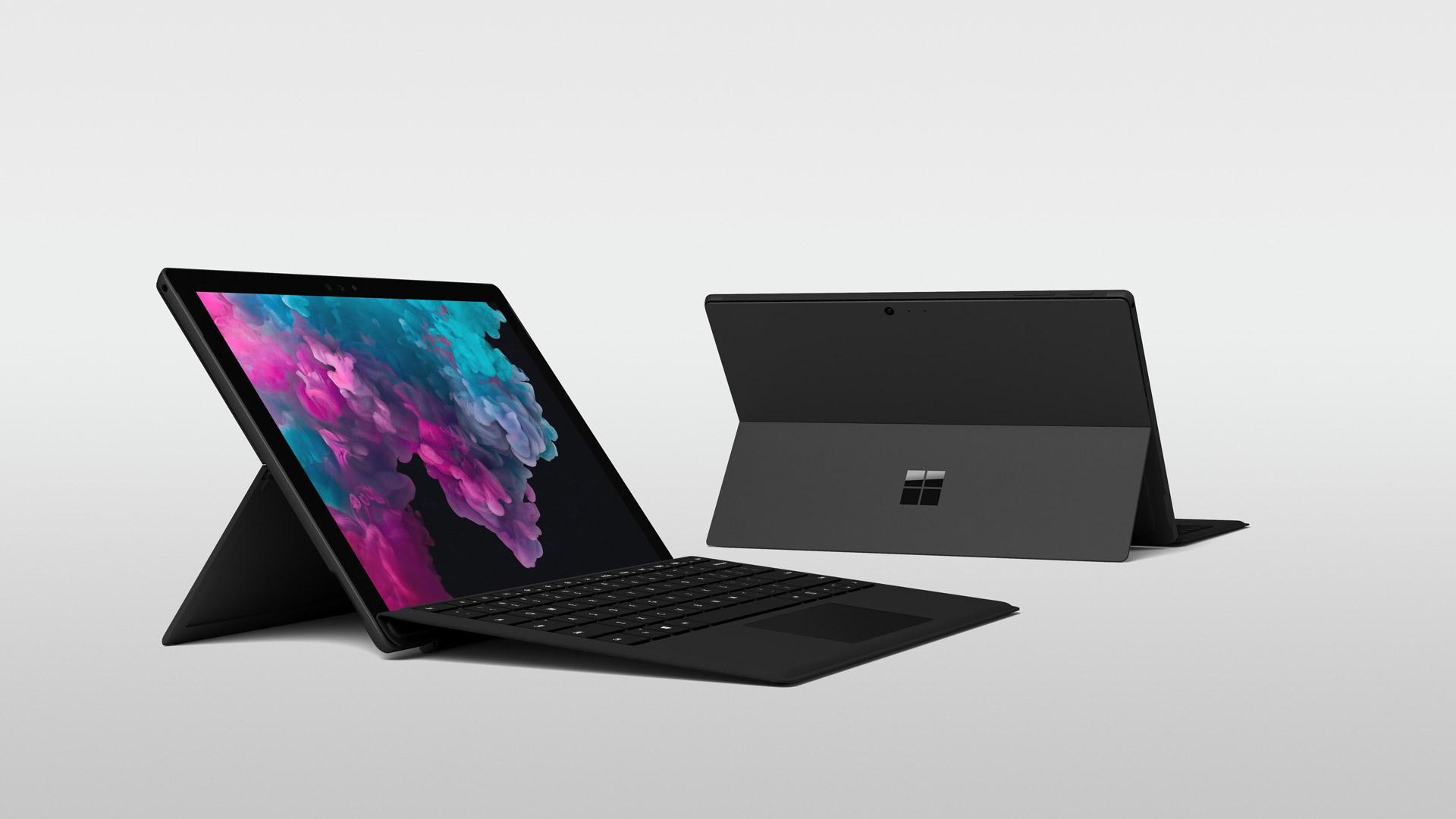 e2b4a343b6fef Le prix de départ pour la Microsoft Surface Pro 6 commence à 1 069 euros  pour le modèle Intel Core i5   8 Go   128 Go de stockage