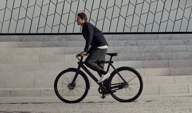 «Sur un vélo Vanmoof, la batterie est complètement invisible»