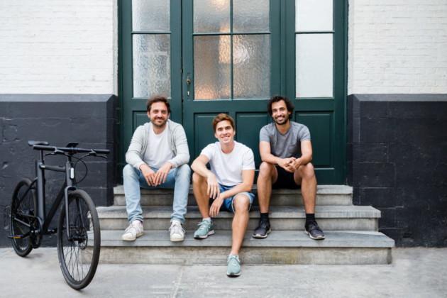 Créés par des anciens de Take Eat Easy, les vélos électriques Cowboy débarqueront en France en 2019