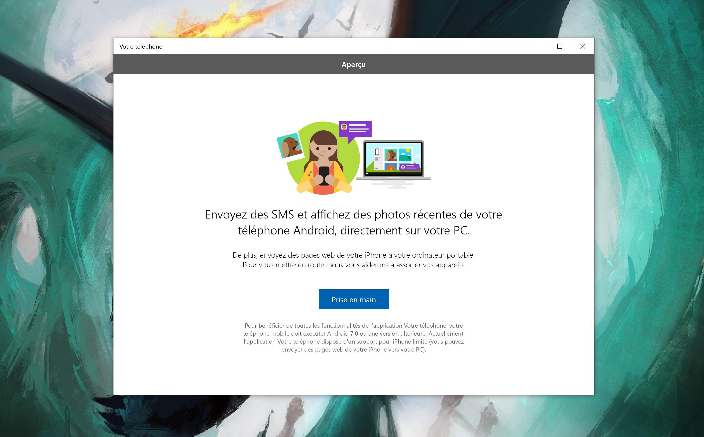Windows 10 Comment Synchroniser Les Photos Et Les Messages De Son