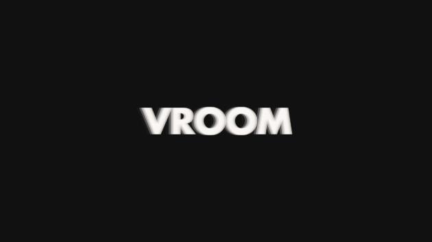 Vroom, logotype et identité
