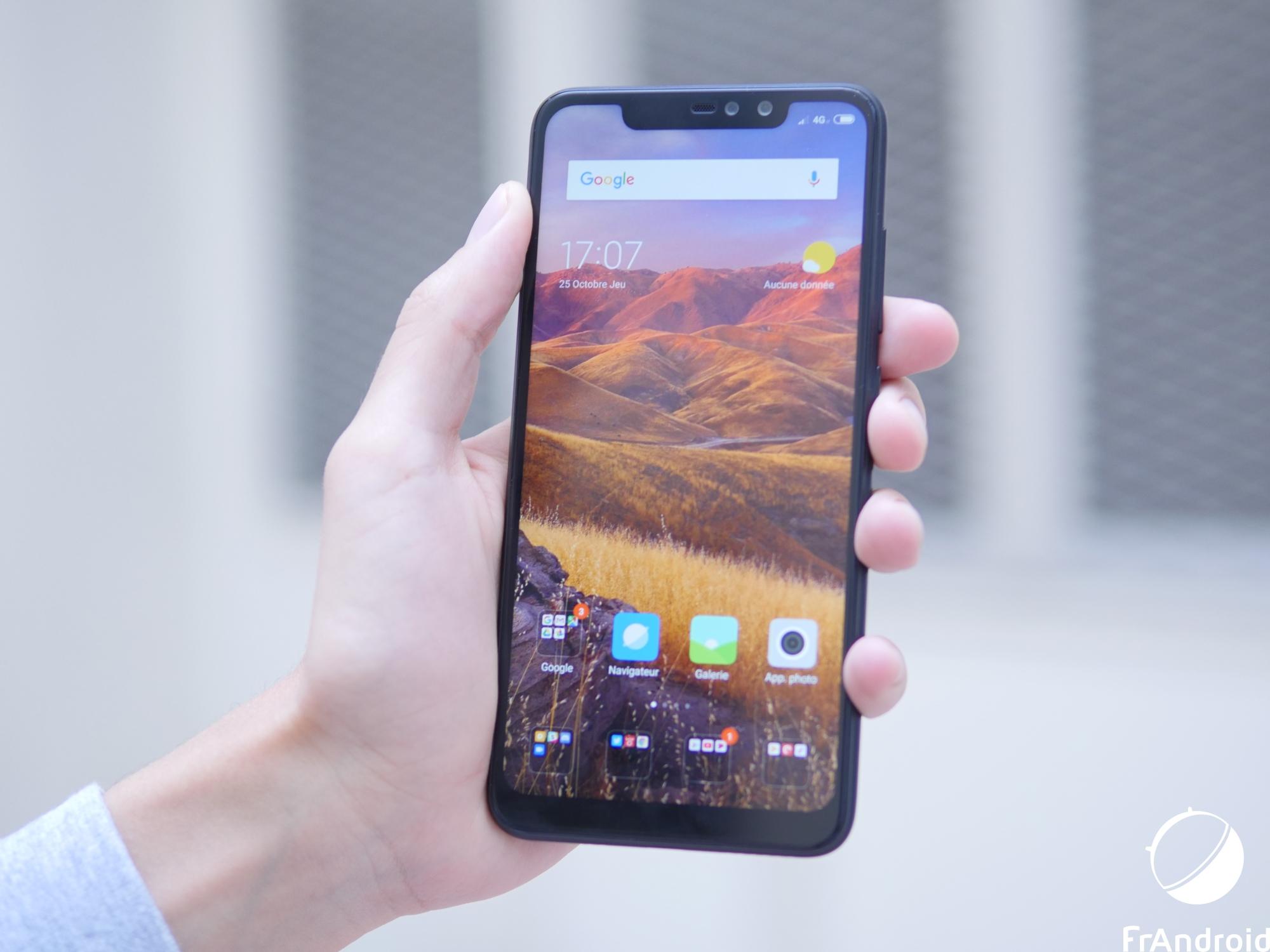 Honor 8X vs Xiaomi Redmi Note 6 Pro : lequel est le meilleur