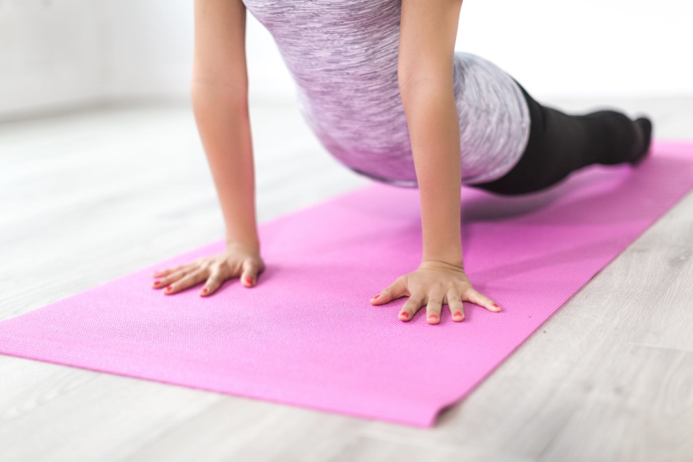 Applications de yoga à la maison : notre sélection