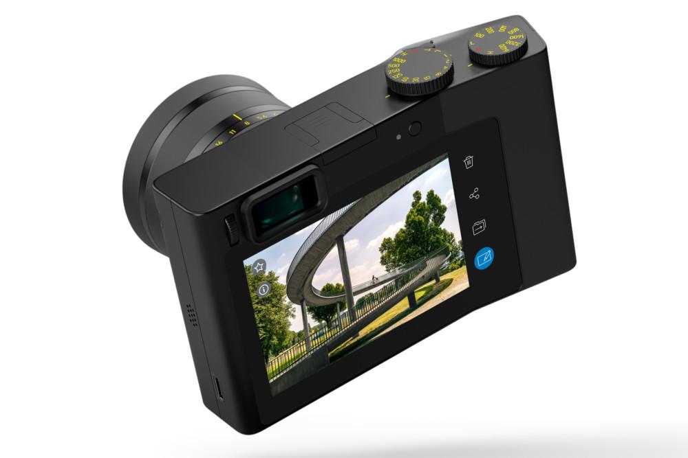 L'appareil photo ZeissZX1