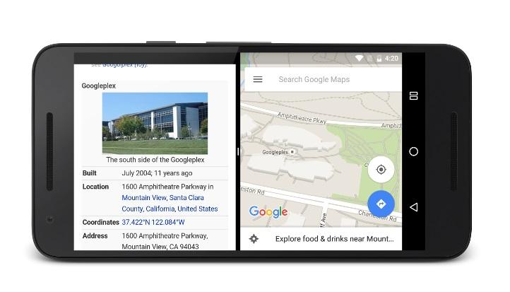 android q un multit che plus performant se pr pare pour les smartphones pliables frandroid. Black Bedroom Furniture Sets. Home Design Ideas
