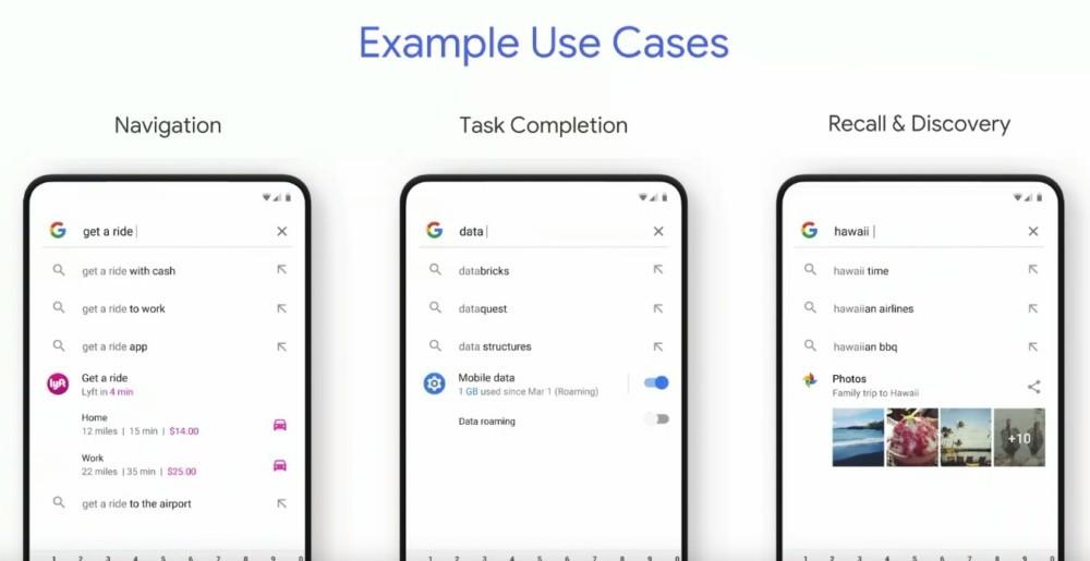 Android Slices : la meilleure fonction d'iOS arrive enfin (en early access)