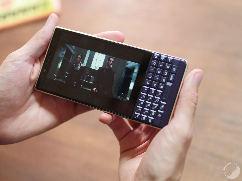 brancher Apps BlackBerry