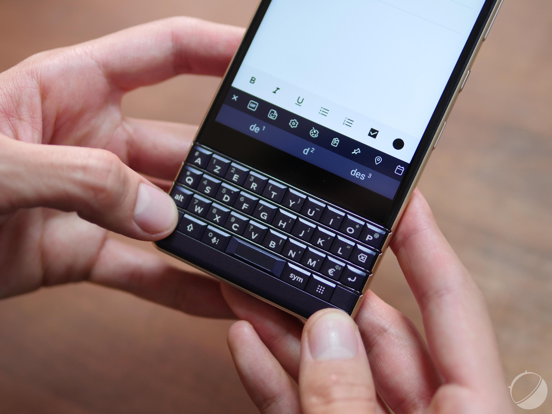 Test BlackBerry Key2 LE : notre avis complet - Smartphones