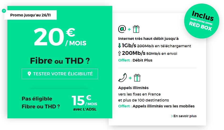 🔥 Black Friday : 3 forfaits mobiles en promotion chez RED à partir de 10 euros (avec RMC Sport)