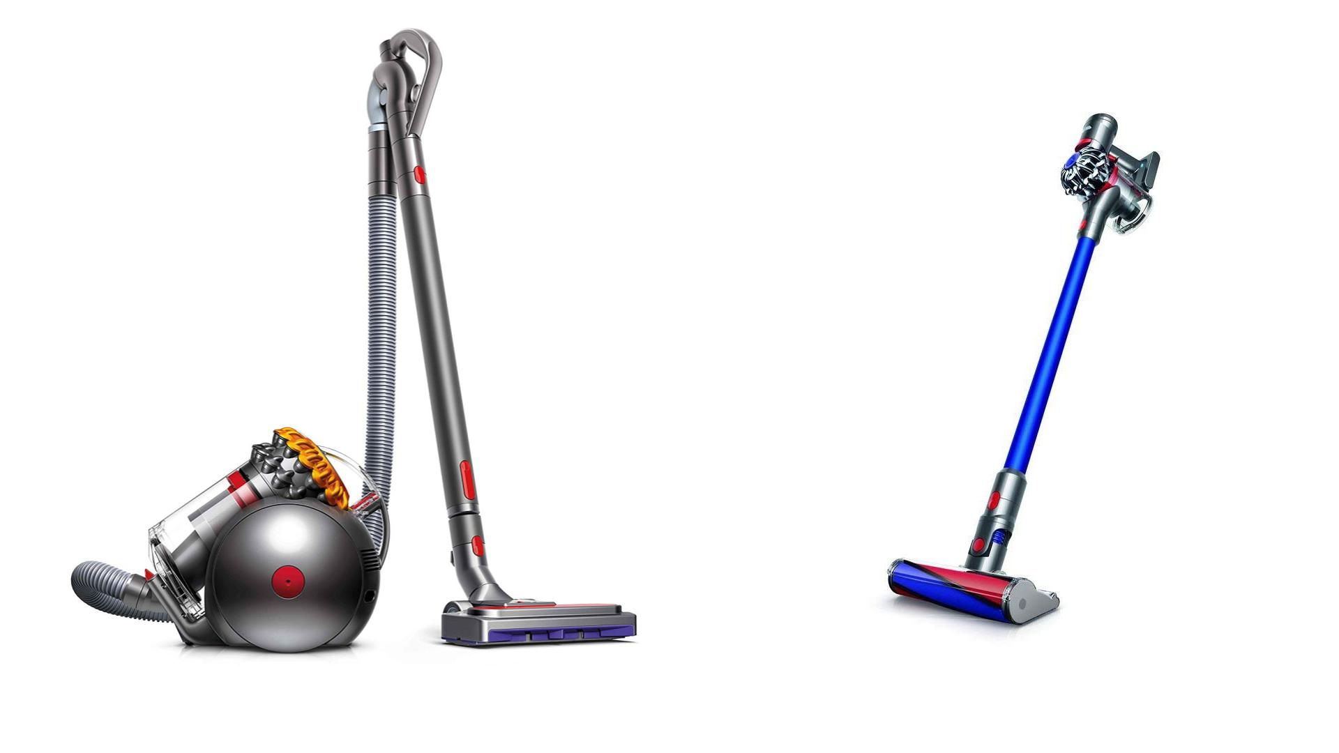 black friday des aspirateurs dyson partir de 229 euros chez amazon frandroid. Black Bedroom Furniture Sets. Home Design Ideas