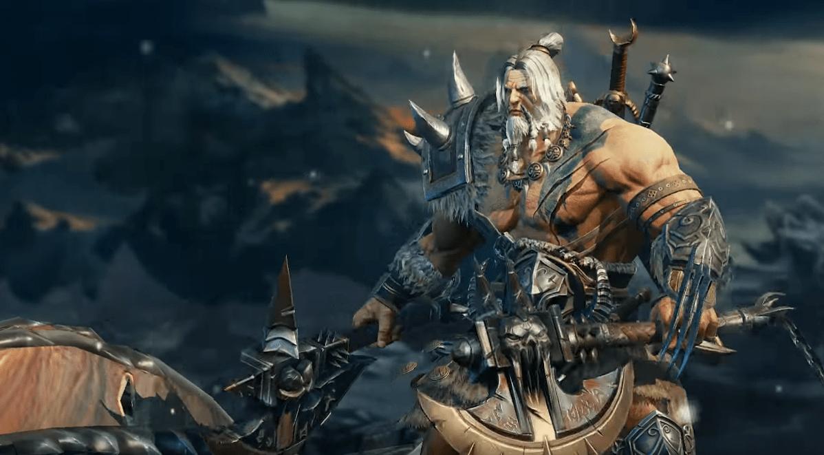 Blizzard annonce l'arrivée de Diablo sur iOS et Android — Diablo Immortal
