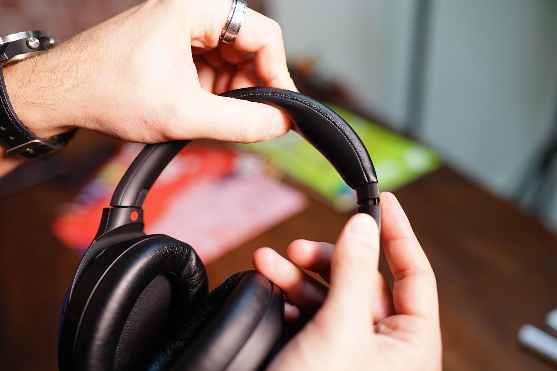 Test Du Sony Wh 1000xm3 Le Casque Sans Fil Qui Va Faire Du Bruit
