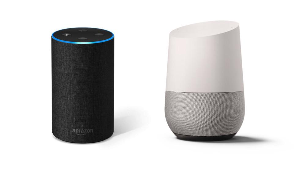 🔥 Cyber Monday des enceintes connectées : le Google Home à 99 euros, l'Amazon Echo à 59,99 euros