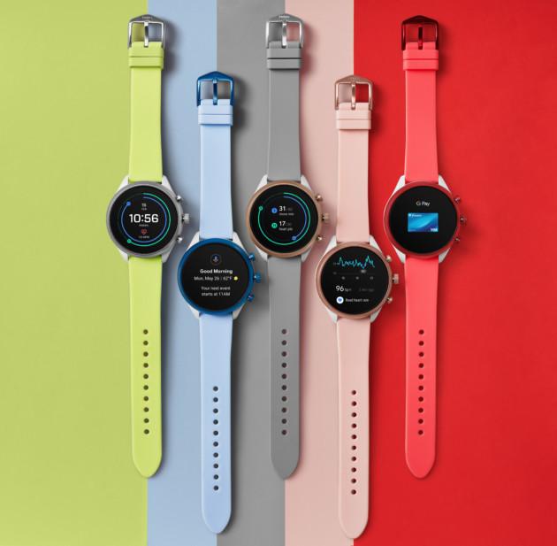 Fossil lance sa première montre connectée avec le nouveau SoC Snapdragon 3100