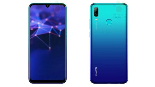 Huawei P Smart 2019 : images et caractéristiques dévoilées avant l'annonce officielle