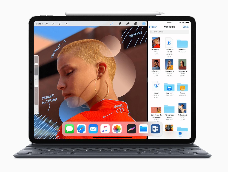 L'écran borderless du Surface 7 se rapproche de l'iPad Pro