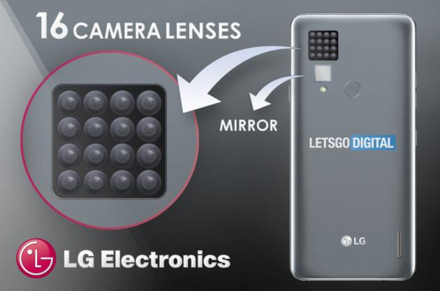 LG plus fort que Nokia et Samsung : 16 capteurs photo dans un smartphone