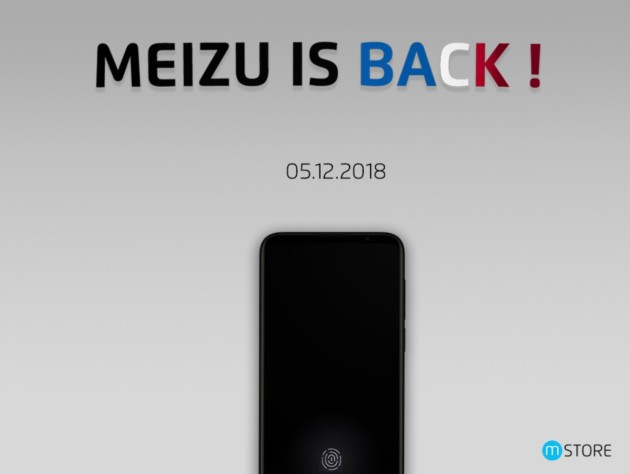 Meizu revient en France et apporte avec lui son meilleur smartphone