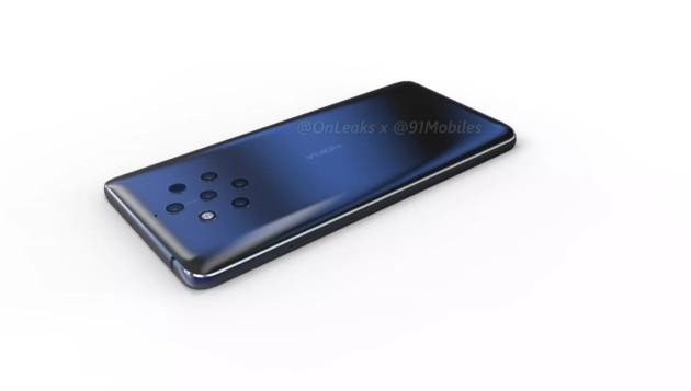 Nokia 9 Pureview : le smartphone à 5 objectifs photo pourrait toujours sortir en 2018